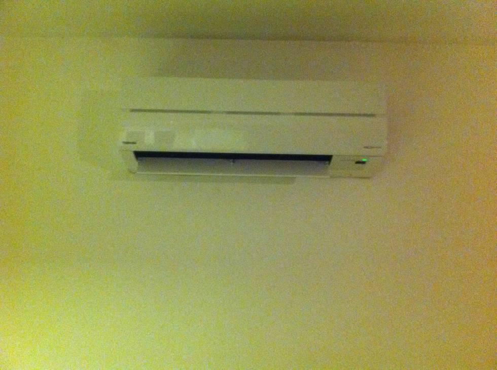 installation climatisation chauffage toshiba type multisplit montrabe installation et. Black Bedroom Furniture Sets. Home Design Ideas